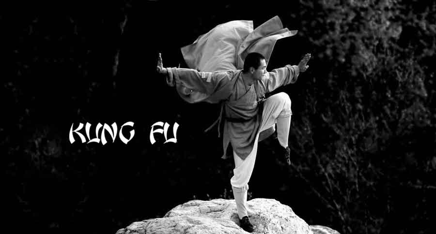 Kung-Fu camps in Chine