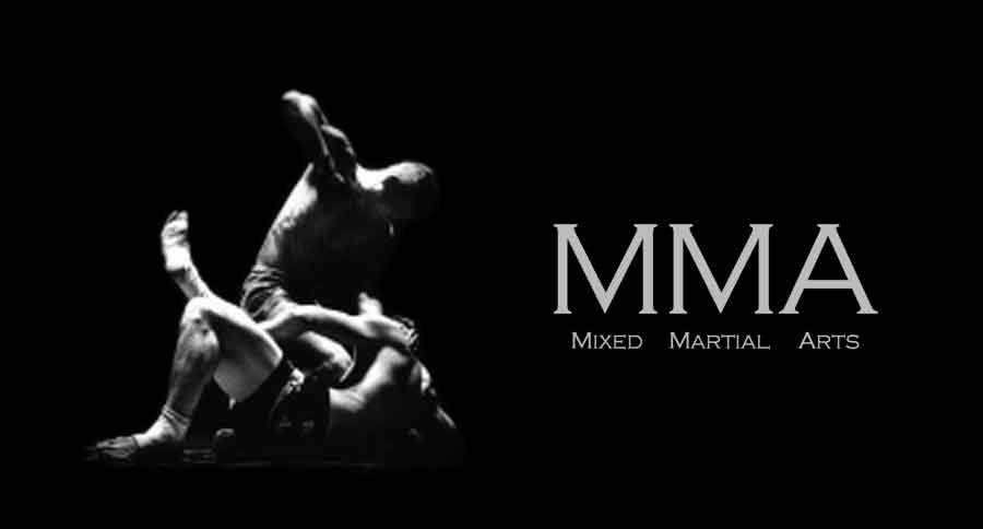 Тренировки MMA за границей