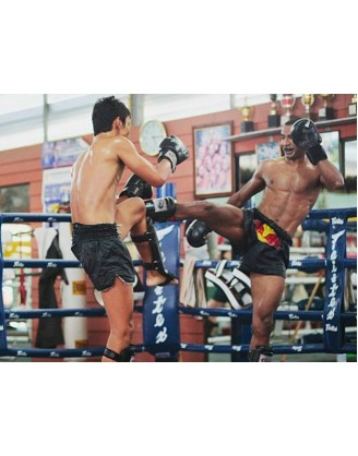 3 недели интенсивных тренировок Муай Тай | Santai Gym - Чиангмай, Таиланд