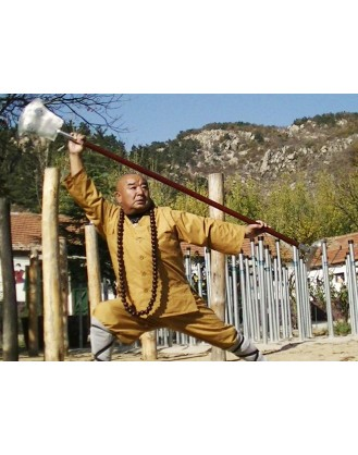 8 месяцев изучения боевых искусств и владения оружием | Академия Tianmeng - Шаньдун, Китай