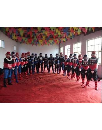 1 Year Chinese Kung Fu Training in China