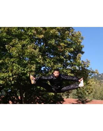 3 месяца занятий шаолиньским Кунг-фу | Академия Tianmeng - Шаньдун, Китай