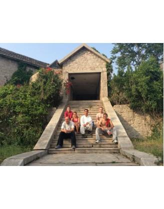 3 года погружения в изучение Кунг-фу | Акдемия Shengjing Shan - Шаньдун, Китай