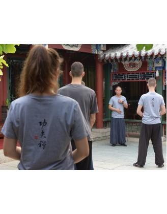 3 дня практики Дзен и Кунгфу | Академия Wugulun Шаолинь Кунгфу - Пекин, Китай