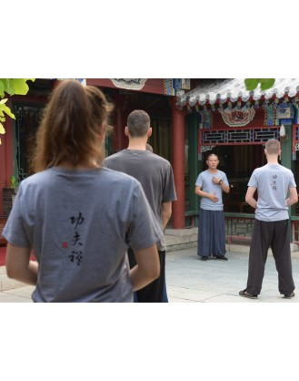 3 Days Zen Shaolin Kung Fu Training in Beijing, China