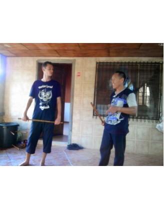 Месяц в тренировочном лагере Escrima Arnis | Себу, Филиппины