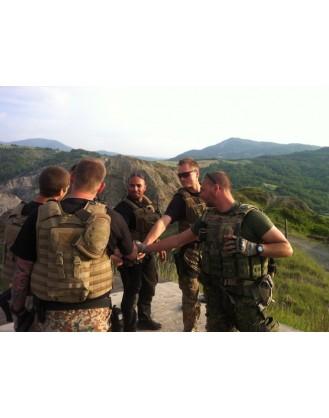 10 дней наработки защиты в ближнем бою   Siras Academy - Силькеборг, Дания
