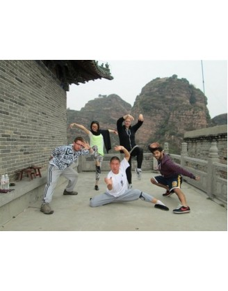 1 Month Taiji & Kung Fu Training in Handan, China