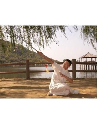 4 месяца овладения Кун фу и стилем Багуачжан | Академия Tianmeng - Шаньдун, Китай