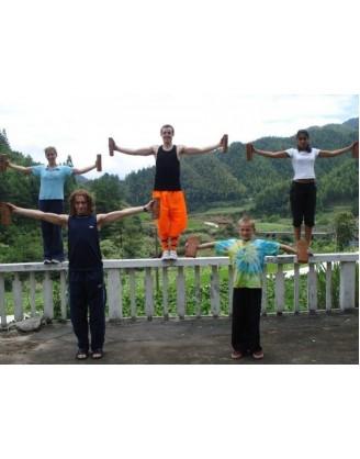 3 месяца похудения и занятий Кунг-Фу | Rising Dragon - Юньнань, Китай