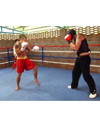 6 месяцев тренировок Kung Fu, Sanda и Taiji | Rising Dragon - Юньнань, Китай