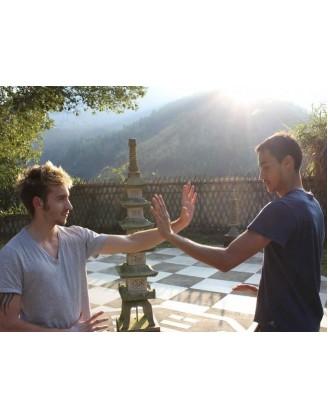 3 месяца практики шаолиньского Кунг-фу, Ушу и Тай-чи | Rising Dragon - Юньнань, Китай
