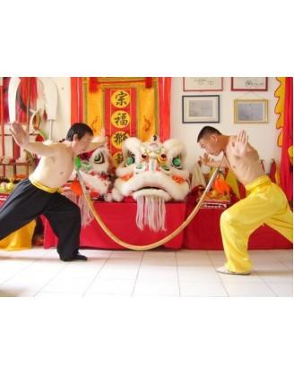 Год продвинутых тренировок по Кунг Фу | Rising Dragon - Юньнань, Китай