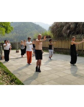 8 дней в лагере подготовки по Кунг-фу | Rising Dragon - Юньнань, Китай