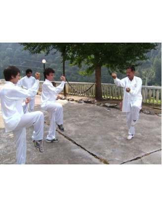 8 Days Kung Fu School Holiday in China in Yunnan