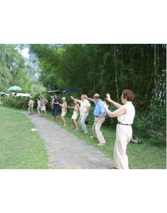 Месяц занятий Тайчи | Школа Тайчи в Яншо - Гуйлинь, Китай