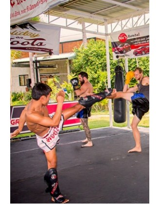 2 Weeks Traditional Muay Thai Training in Chiang Mai Thailand