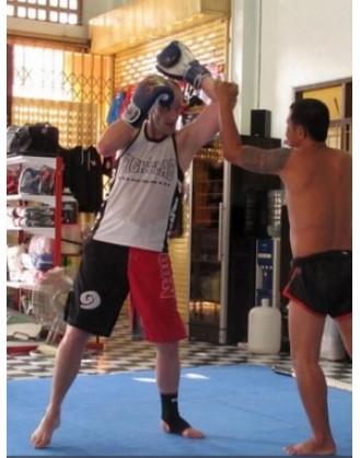 2 Months Thailand Martial Arts Training in Khao Lak