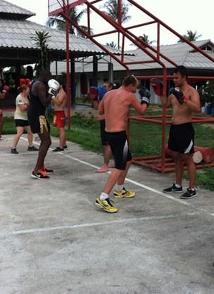 6 месяцев тайского бокса и MMA  | 301 GYM - ТАИЛАНД