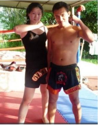 Месяц тренировок Муай Тай | Ao Nang Stadium - Краби Таиланд