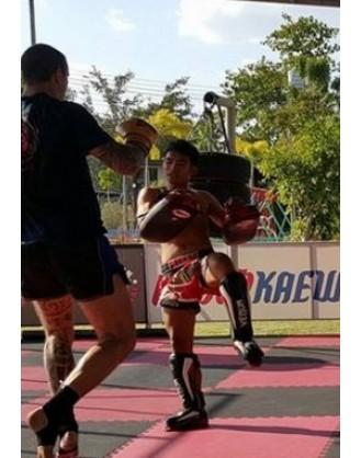 7 дней традиционного тайского бокса | Bangarang Camp - Чиангмай Таиланд