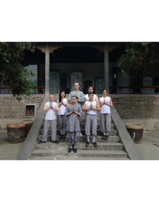 2 Weeks Shaolin Temple Kung Fu Experience in China