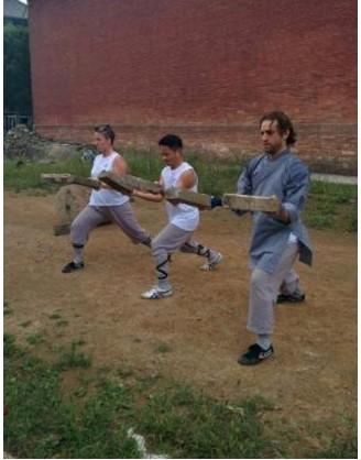 2 недели тренировок в шаолиньском монастыре | CK Martial Hearts - Гуанчжоу, Китай
