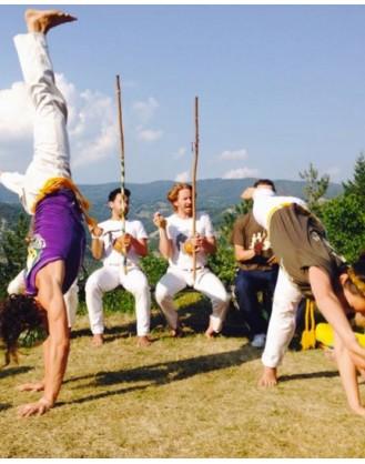 Неделя бразильской Капоэйры | Capoeira Camp - Тоскана, Италия