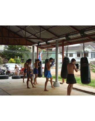 7 дней в тренировочном лагере | Chang Muay Thai - Phuket