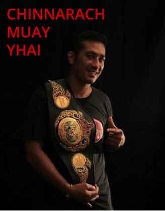 Неделя тренировок Муай Тай и отдыха | Chinnarach - Панган Таиланд