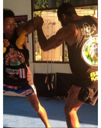 1 Month Martial Arts Training in Khao Lak, Thailand
