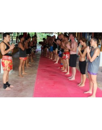 1 Month Muay Thai Training in Ao Nang