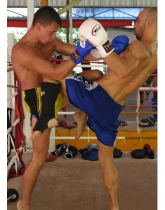 1 Month Muay Thai Training in Ao Nang