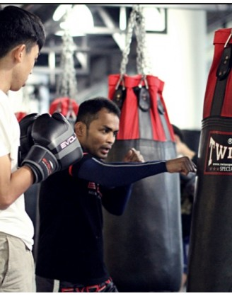 1 Week Mixed Martial Arts Training in Singapore