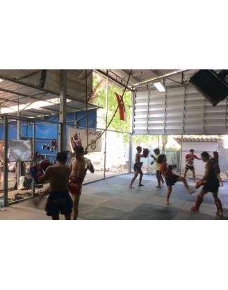 2 недели тренировок Муай Тай | Fighting Spirit Gym - Бангкок Таиланд