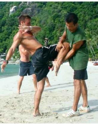 1 неделя Муай Тай Обучение на острове Панган, Таиланд