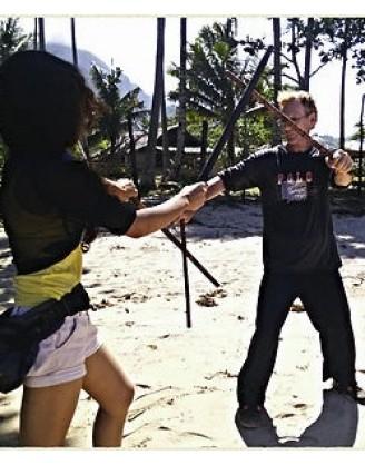 Месяц в лагере боевых искусств Jaguar Escrima | Палаван, Филиппины