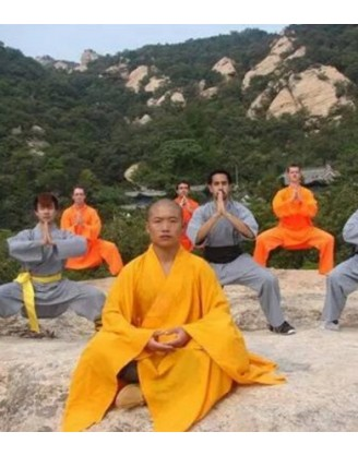 1 Month Authentic Shaolin Kung Fu Training in Shandong, China