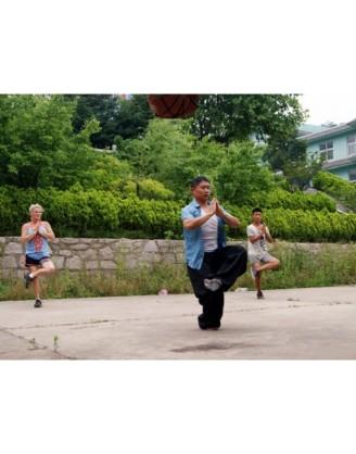 Годичное обучение подлинным боевым искусствам | Академия Jiang Taigong - Шаньдун, Китай