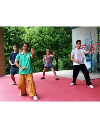 6 месяцев интенсивной боевой подготовки Шаолинь | Академия Jiang Taigong - Шаньдун, Китай