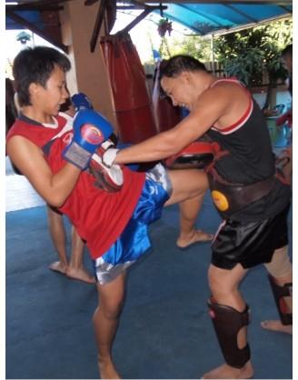 Неделя тренировок тайского бокса  | Kaewsamrit Gym - Бангкок, Таиланд