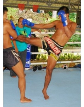 1 Month Muay Thai in Karon Cliff, Phuket, Thailand
