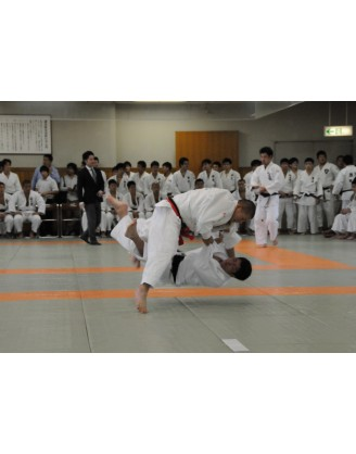 1 Month Judo Martial Arts Training in Tokyo, Japan