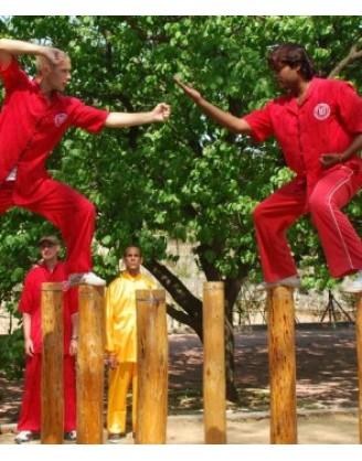 1 Week Intensive Kung Fu Training in China