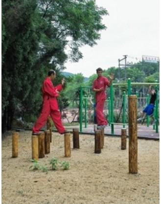 Годичный курс китайских боевых искусств | Kunlun School - Шаньдун, Китай
