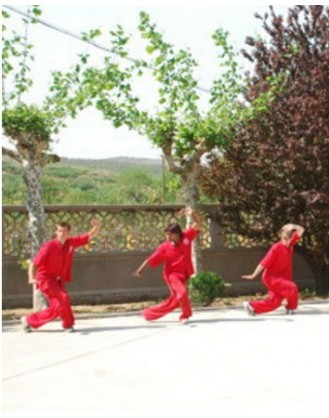 2 недели Кунг Фу и боевых искусств | Kunlun School - Шаньдун, Китай
