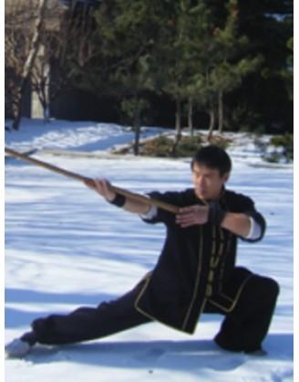 6 месяц подлинного боевого Кунгфу | Kunlun School - Шаньдун, Китай