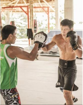 2 недели интенсивного тренинга | Legacy Gym Boracay - Филиппины