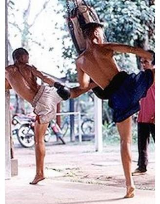Месяц тренировок по тайскому боксу | Lanna Gym - Чиангмай, Таиланд