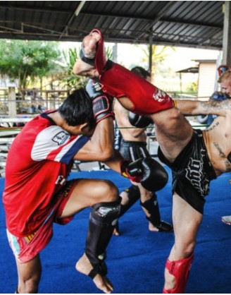 7 Days MMA and Muay Thai in Ubon Ratchathani, Thailand